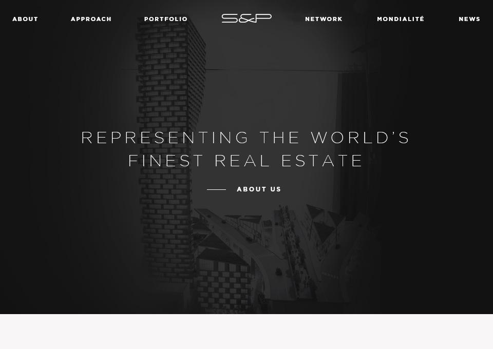 S&P Real Estate