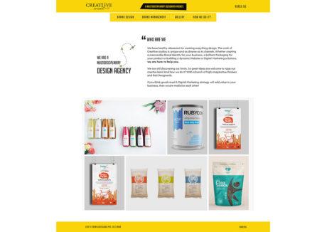 Creatlive Studios: Design Agency