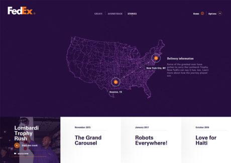 FedEx SoundTrack