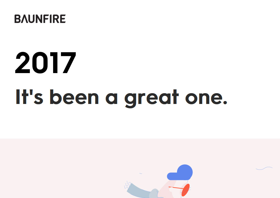 BAUNFIRE End-Of-Year 2017