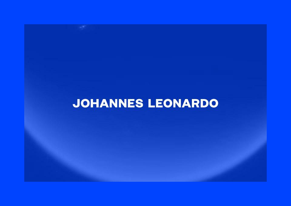 Johannes Leonardo