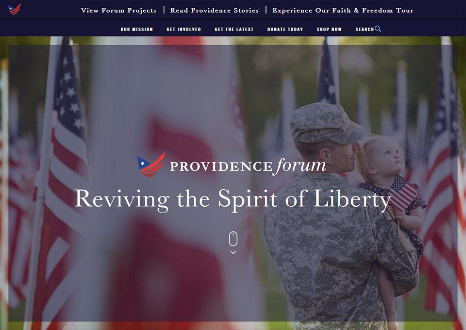 Providence Forum