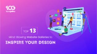 Top 13 Mind-Blowing Website Galleries to Inspire Your Design