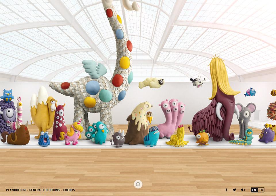 Gallery of emerging species