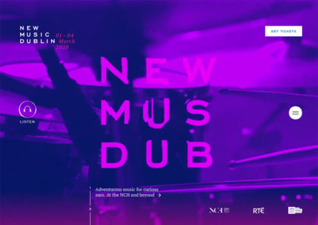 New Music Dublin