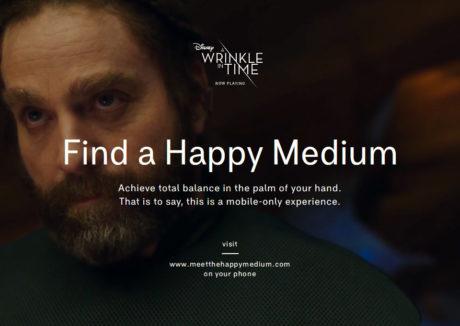 Find a Happy Medium