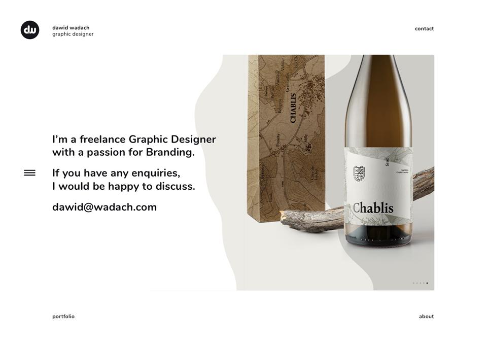 Dawid Wadach – Graphic designer