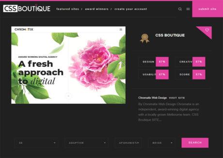 CSS Boutique