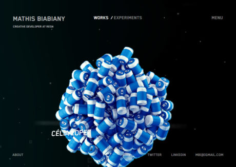 Mathis Biabiany – Portfolio