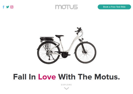 Raleigh Motus