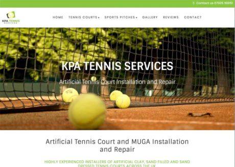 KPA Tennis Services