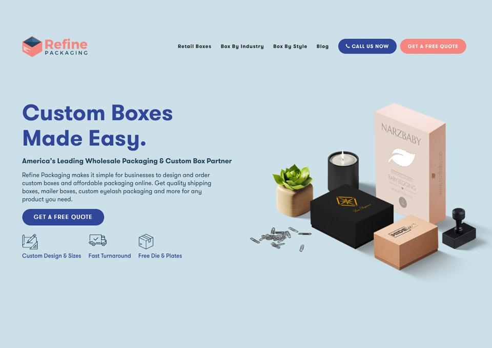 Refine Packaging