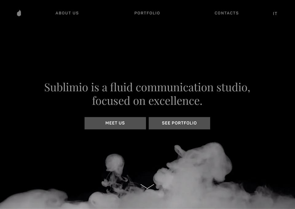 Sublimio — Branding & Strategy