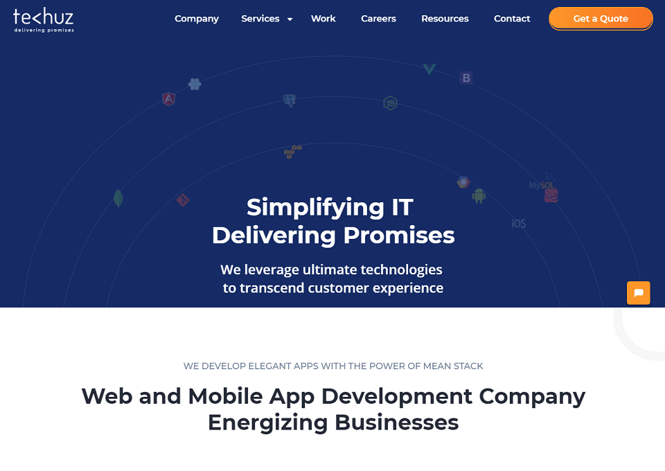 Techuz InfoWeb