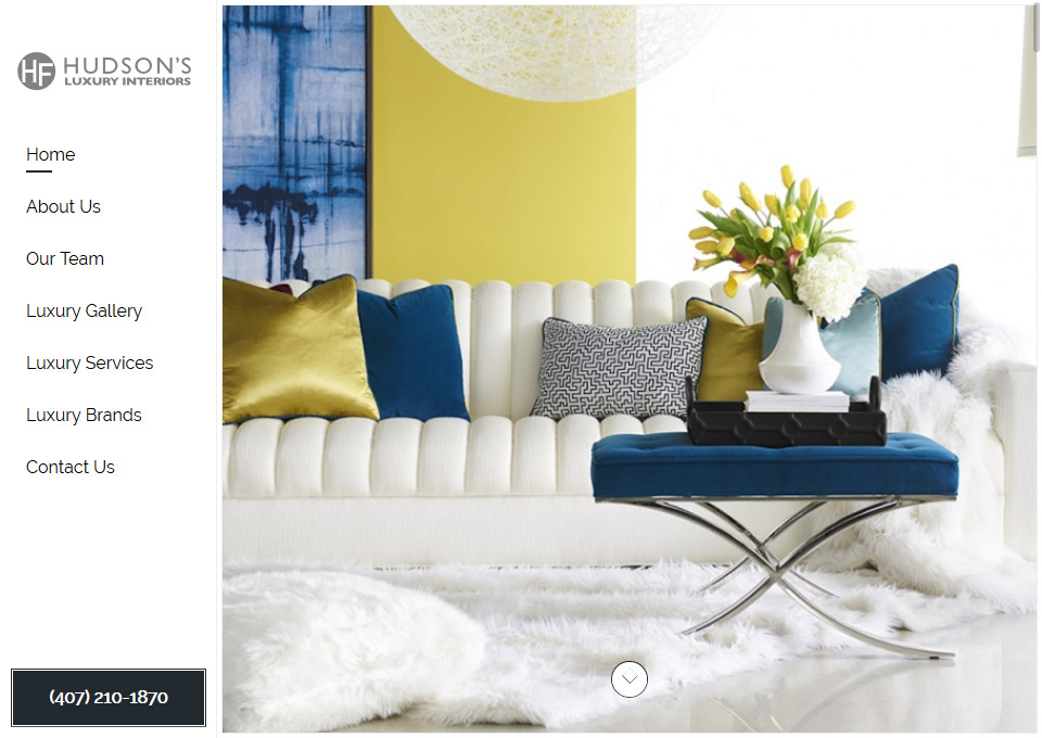 Hudson's Luxury Interiors