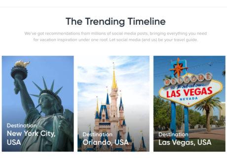 The Trending Travel Guide