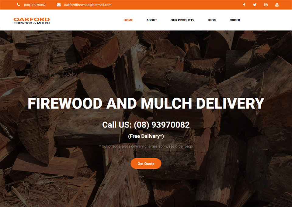 FIREWOOD DELIVERY PERTH