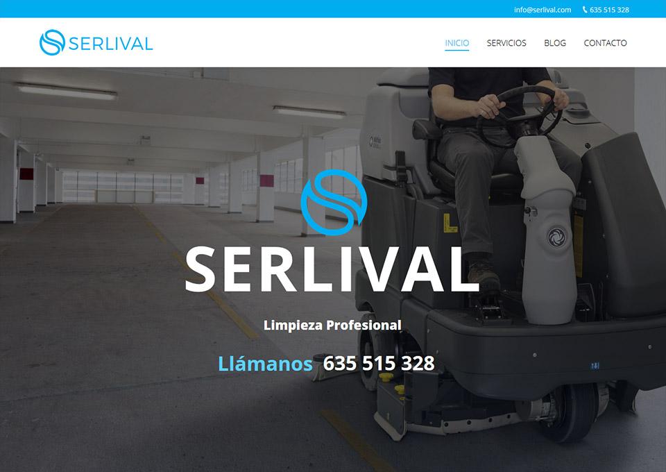 SERLIVAL – Limpieza Industrial