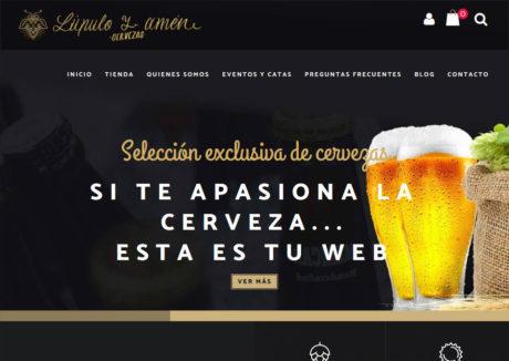 Lúpulo y Amén. Cervezas artesanas