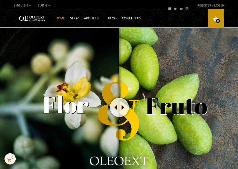 Oleoext. Extra Virgin Olive Oil