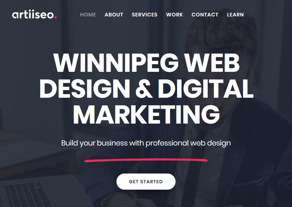 Artiiseo Web Design
