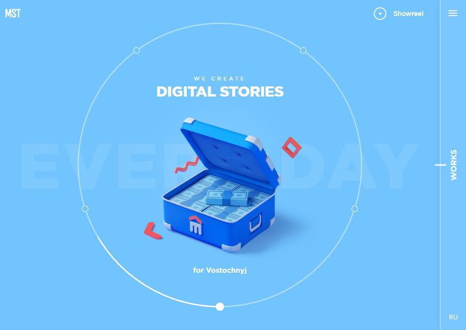MST—We create digital stories