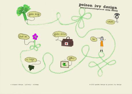Poison Ivy Design