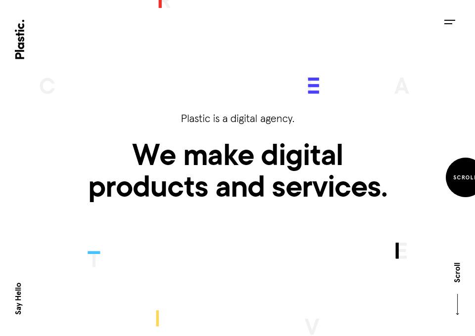 Plastic Website