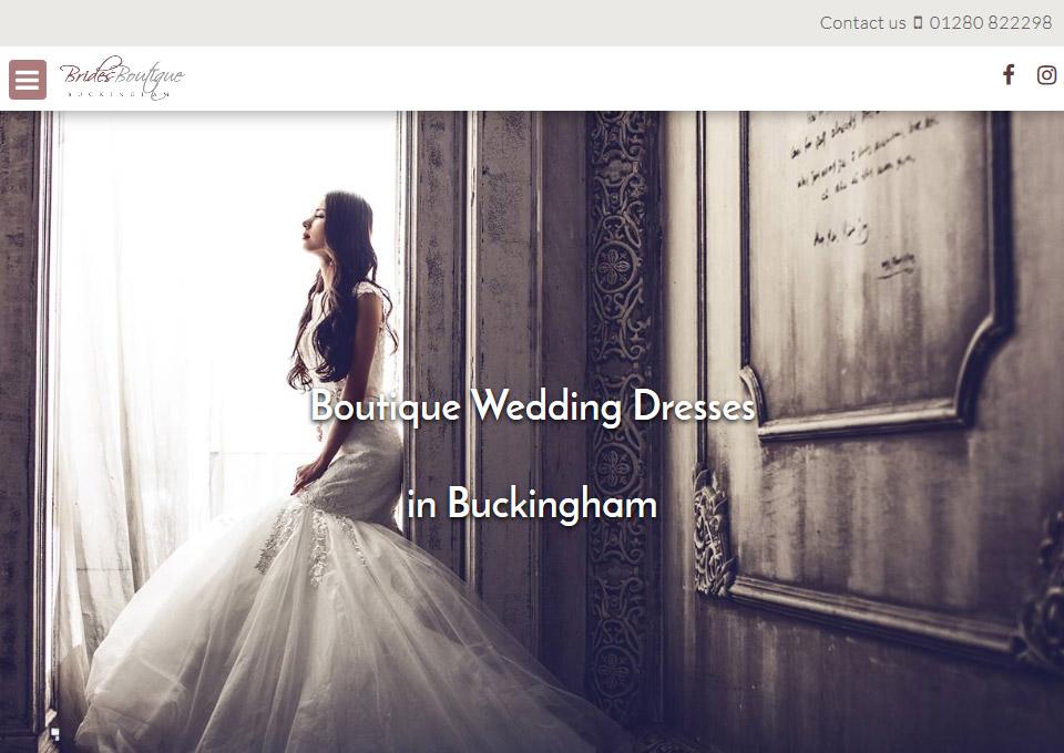 Brides Boutique Buckingham
