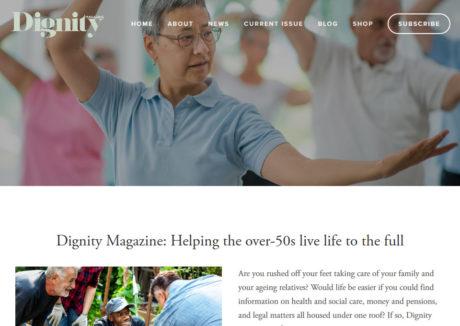 Dignity Magazine