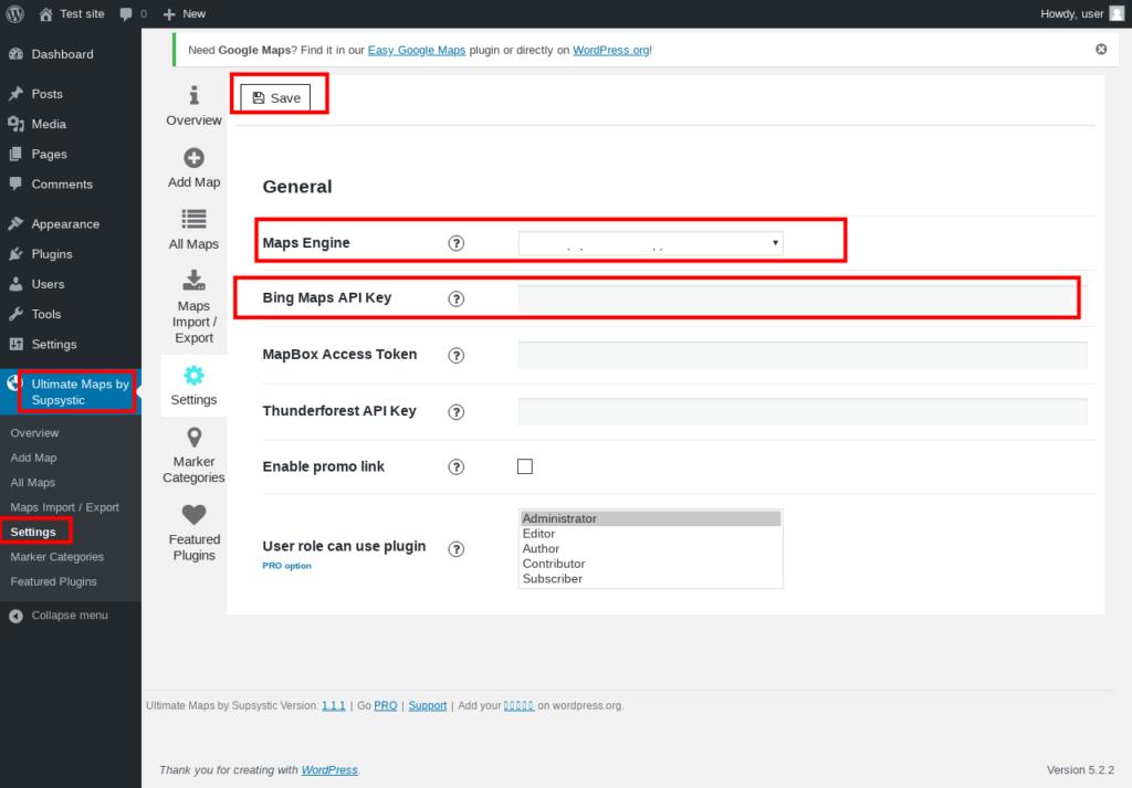 2 Quick Ways to Add Bing Maps To WordPress Websites - Top