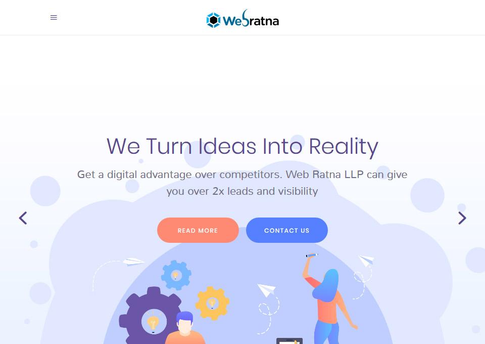 Web Ratna LLP