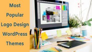 7 Most Popular Logo Design WordPress Themes in 2019