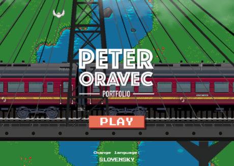Peter Oravec Portfolio
