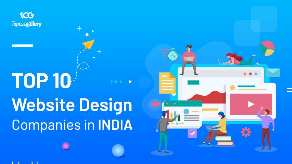 Top 10 Website Design Companies in India