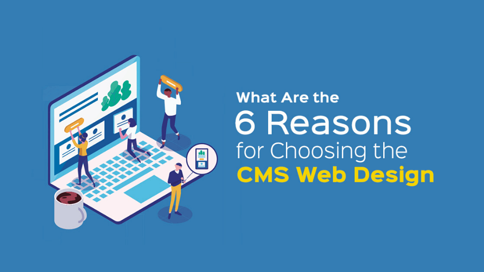 What Are the 6 Reasons for Choosing the CMS Web Design