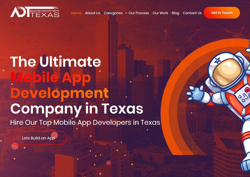APP Development Texas