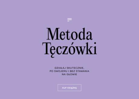 Metoda Teczowki by Jacek Klosinski