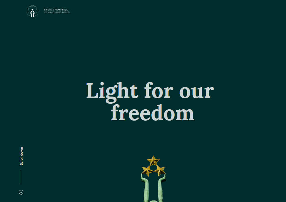Light for our freedom
