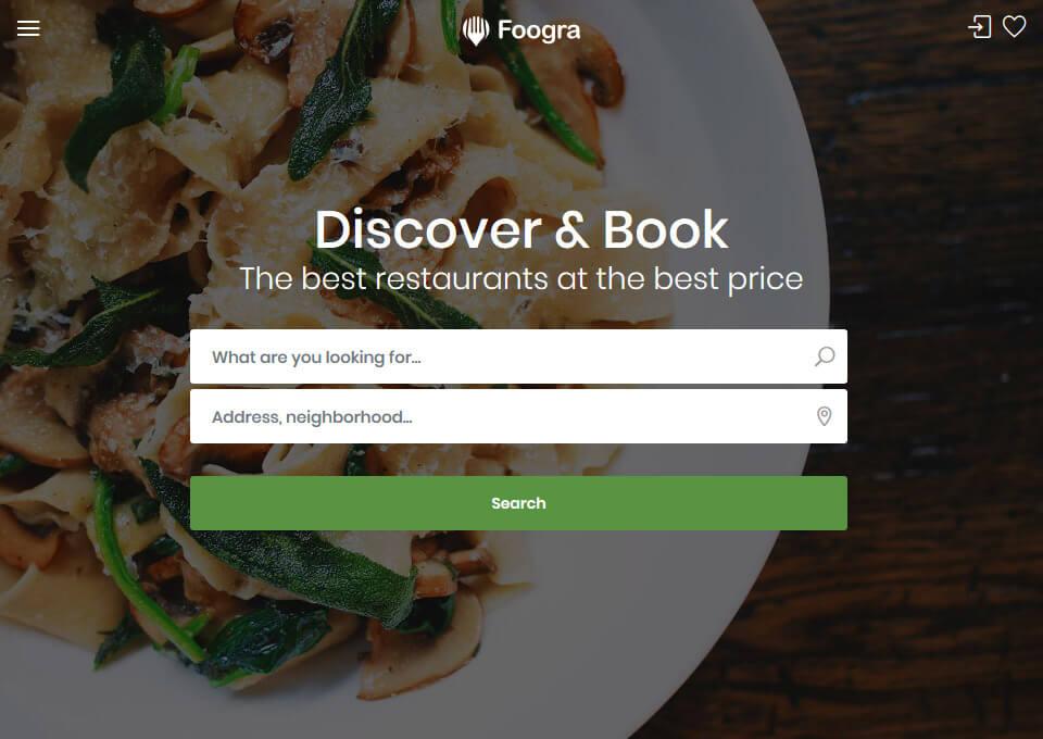 Foogran Restaurants Directory