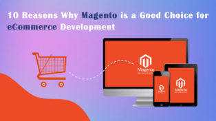 10 Reasons why Magento is a good choice for eCommerce development