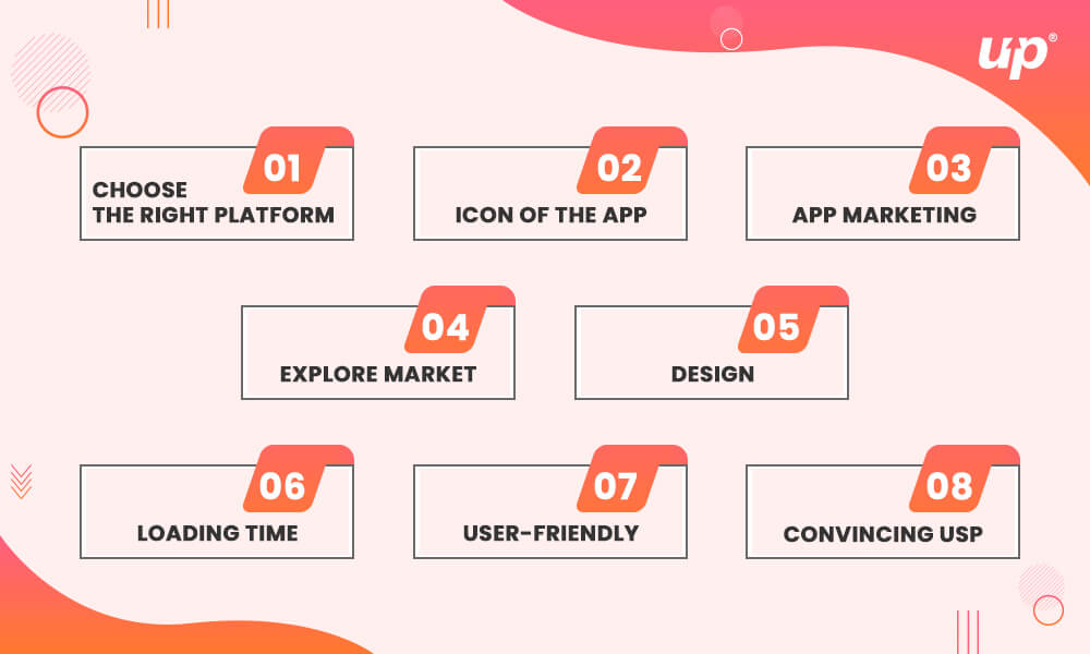 8 things that you should not ignore in Mobile App Success