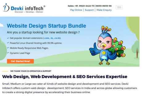 Web Designing, Development, SEO