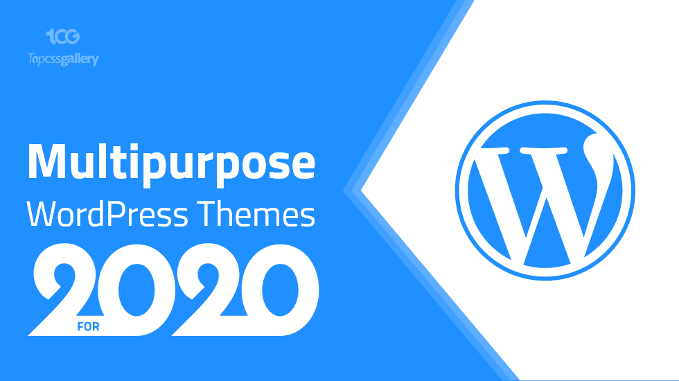12 Finest and Spectacular Multipurpose WordPress Themes for 2020