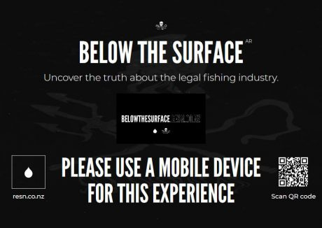 Below the Surface AR