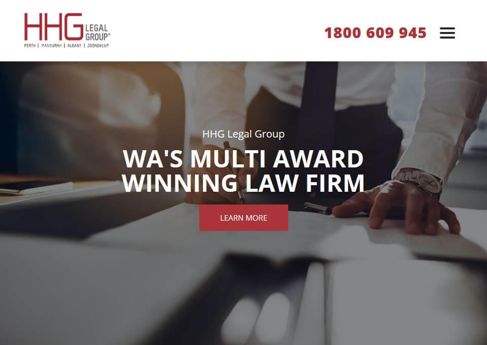 HHG Legal