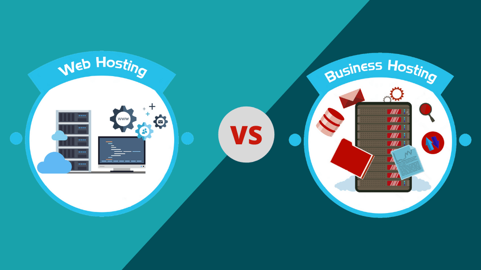 Web hosting vs Business hosting: Which is best for you