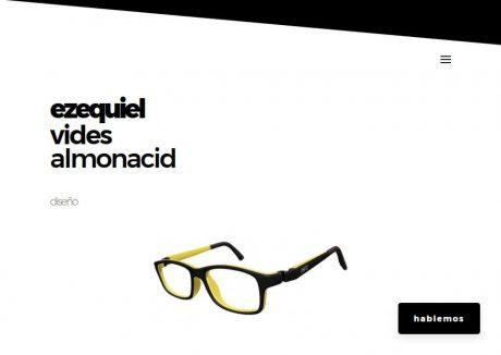 Vides Almonacid. Diseño