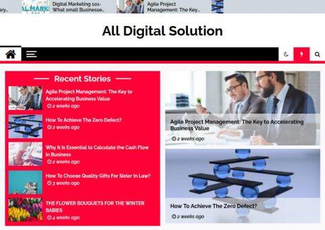 All Digital Solution