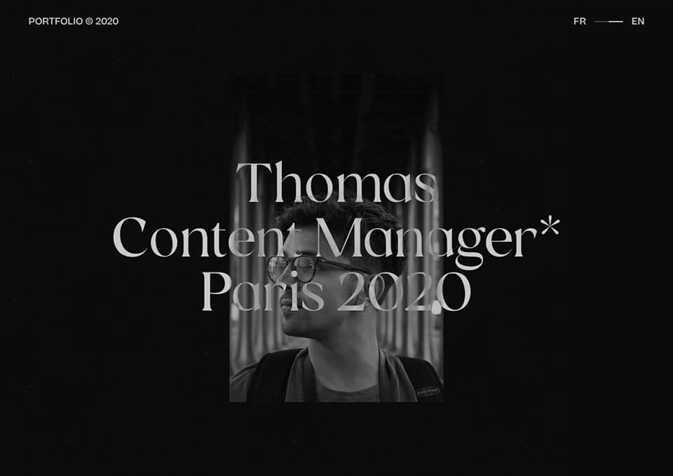 Thomas Bosc   Content Manager